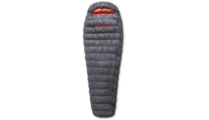 Yeti Shadow 300 Sleeping Bag XL ash coal/garnet